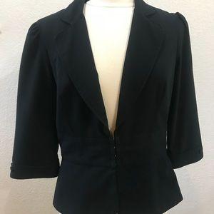 Apt 9 Black Blazer Jacket
